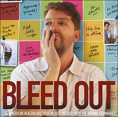 Bleed Out Movie Poster