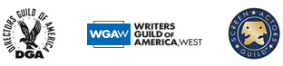 Steve Burrows - Directors Guild of America, Writers Guild of America, Screen Actors Guild - DGA - WGA - SAG